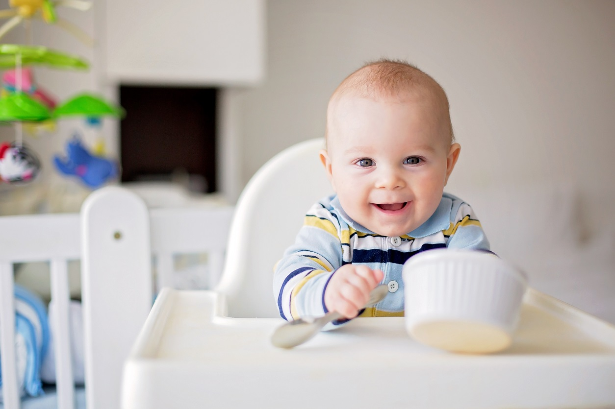 SBM: Infant Nutrition: Breastfeeding & Introducing Solid Foods to Your Baby