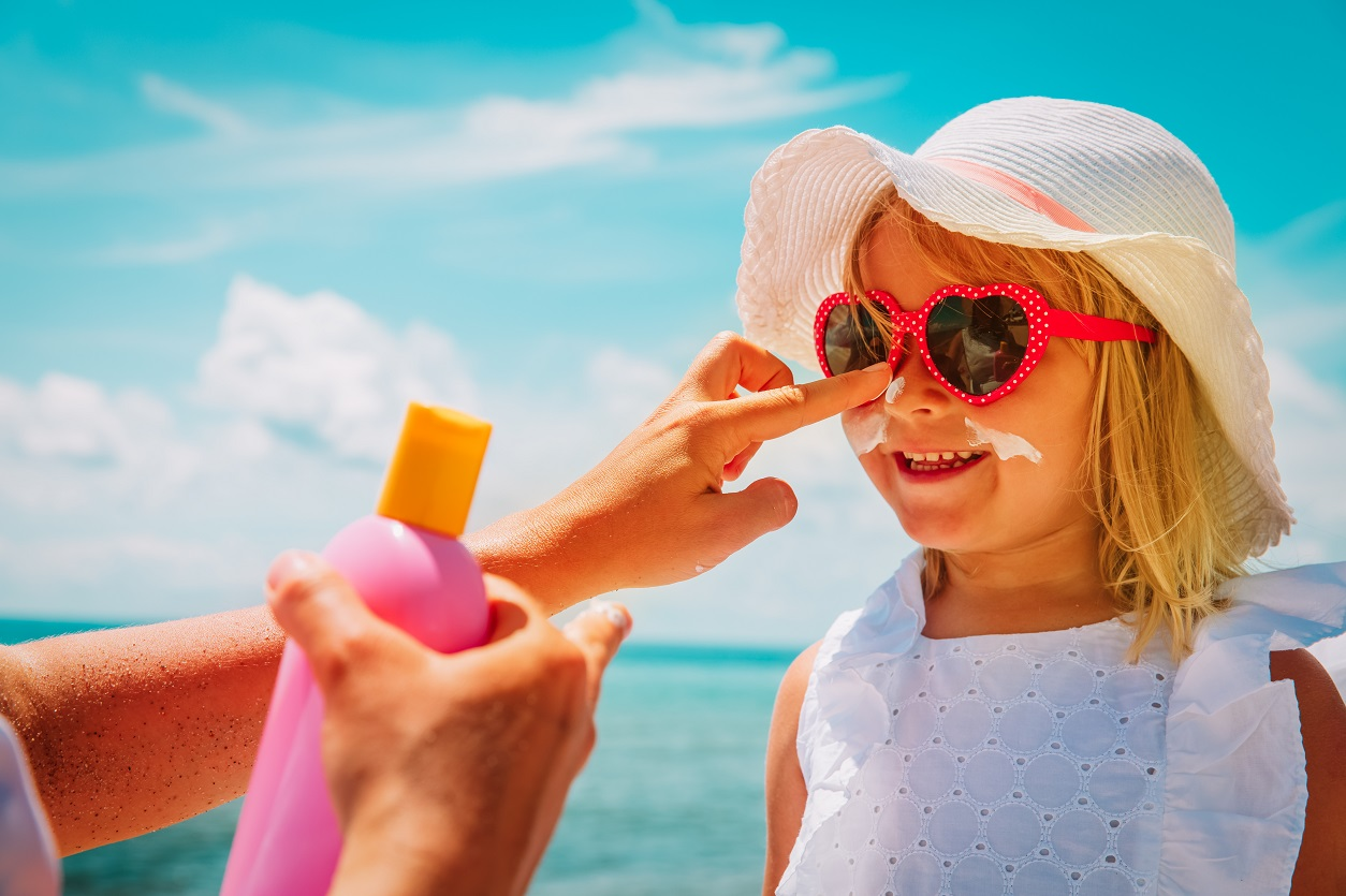 SBM: Sun Safety: How to Protect your Skin from the Sun this Summer and All Year Round