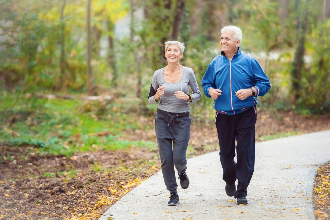 SBM: Physical Activity for Older Adults: It's Never too Late to Improve Your Health
