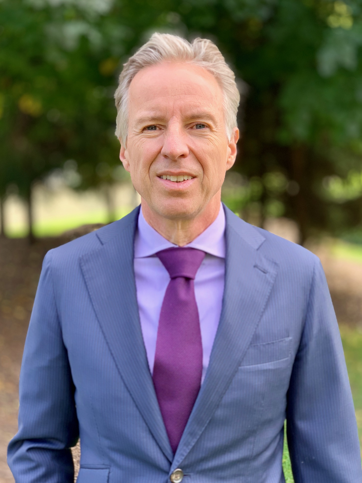 Michael Diefenbach, PhD, SBM president