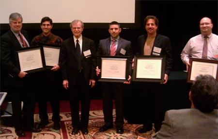 Distinguished Service Award Recipients