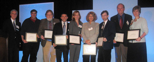 2010 Award Winners
