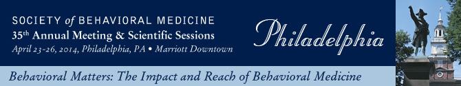 35th Annual Meeting, April 23-26, 2014, Philadelphia, PA